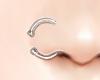 Nose ring R