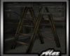 ~A~  Old Garage Ladder