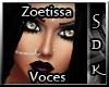 #SDK# Zoetissa Voces