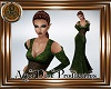 AD! Autumn Gown Emerald