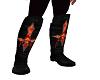 BLACK CARDINAL AXL BOOTS