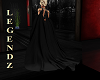 Goth Butterfly Cape