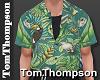 ♕ Magnus Tucked Shirt
