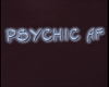 Psychic -Neon Wall Glow
