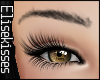 [EK] eyebrows l black