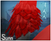 S: Macaw | Arm tufts