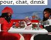 Polar Express Tea Chat