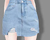 Denim skirt♥