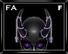 (FA)ChainHornsF Purp2