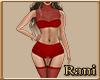 Miss Sexy - Red VenusL