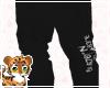👑 Black Sweatpants