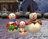 Christmas Carolers Anim