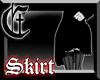 Goth Evil ShortSkirt