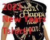 2021 New Years Tshirt  F