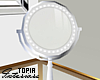 Table Light Mirror.