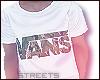 .Camo Vans Shirt ! Tech