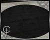 [CVT]Simple Black Rug