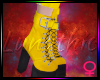 ! A Cute Boots Yellow