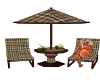 Animated Beach Chairs