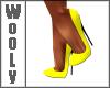 Heels Yellow