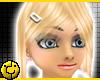 Pure Blonde Flat Bob