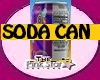 HPS Crushable soda can