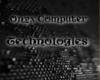 Onyx Computer Tech Sign
