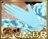 QMBR Eliza Blue Ice Glvs