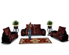 (L) Continental Sofa
