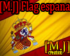 [M.J] Flag espana