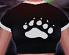 panda top hd black/w
