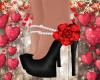 !T! V Day | Rose Shoes