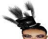 Tess Collec Hat Black