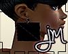 *JM* DRV> EARRINGS MESH