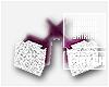 Purple Opulence Studs