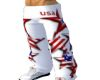 Patriotic pants