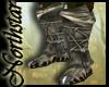~NS~ Saxon fur boots
