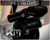 +KM+ Pet Mitts 1 BLK F