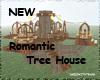 NEW romantic tree house