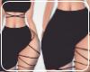 Strapped Skirt
