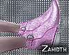 Pink Sparkle Boots