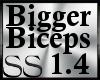 *SS Biceps Scaler 1.4