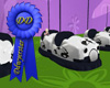 sleepy panda bumper cars