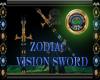 Zodiac Vision Sword