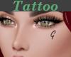 Tattoo Left Cheek G