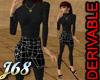 J68 Mini Dress With Legs