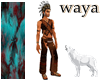 waya!~*Native*Male*6~