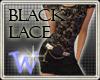 *W* Black Lace Gold