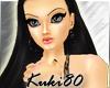 K black hair elegant3
