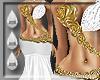 (I) Eden Gold & White XL